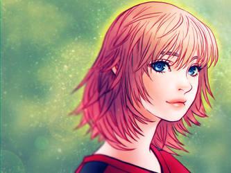 Eyeshield21: Mamori Anezaki by Insaro