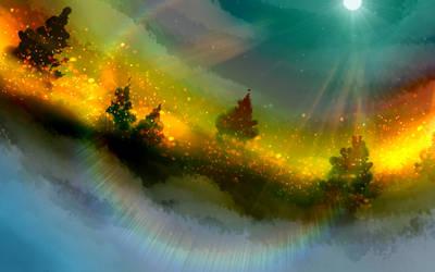 Elf Dream 02 by Insaro