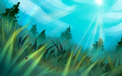 Elf Dream 03 by Insaro