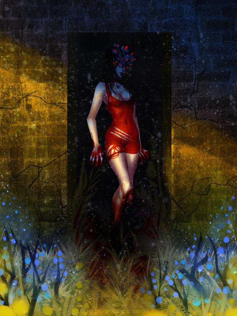 Woman by Insaro