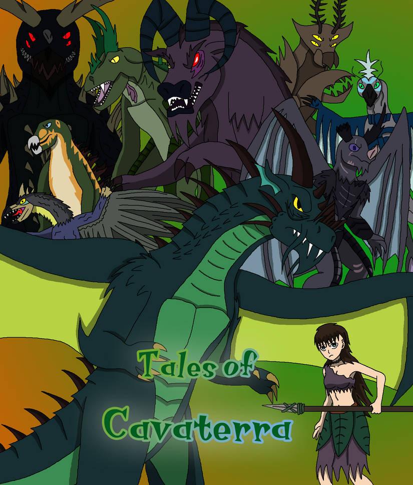 Tales of Cavaterra Super Poster