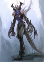 Diablo by Zharcus