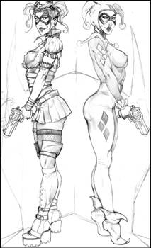 Harley Quinn Harkhan Asylum