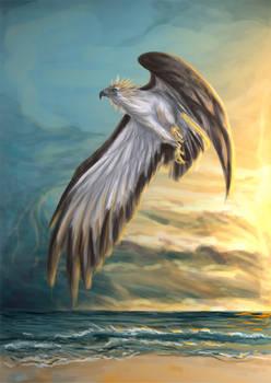 Eagle Speedpaint