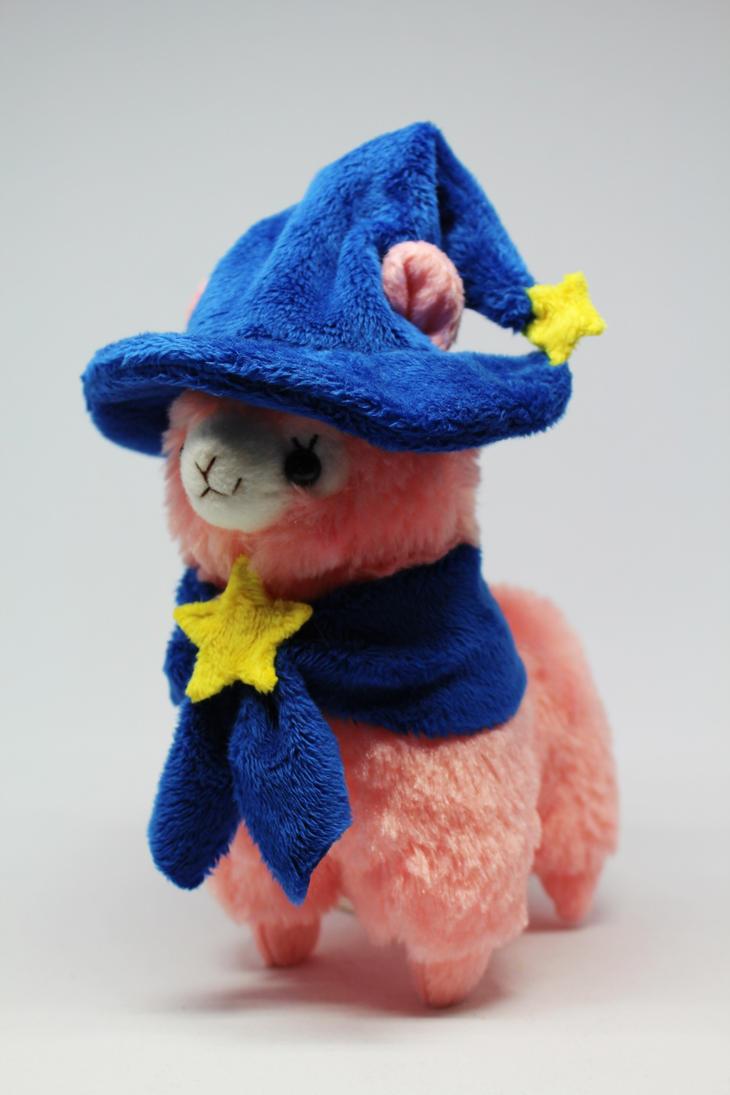 alpacasso wizard custom made by hannaharound on deviantart