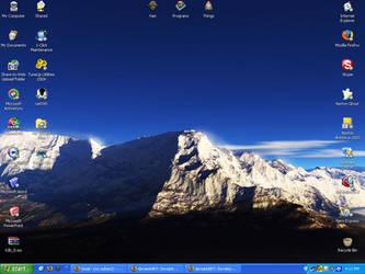 Desktop October 2005 by StarShaper
