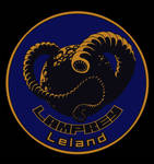Leland's Shoulder Patch by Benjamin-the-Fox