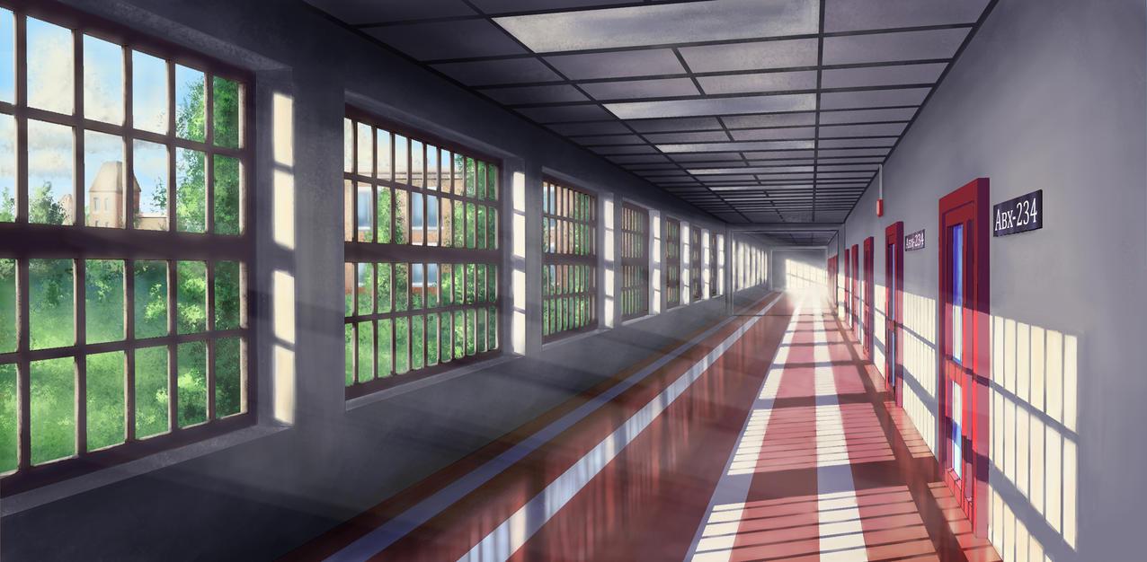 school hallway background - photo #10