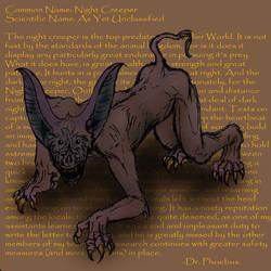 Night Creeper by Benjamin-the-Fox