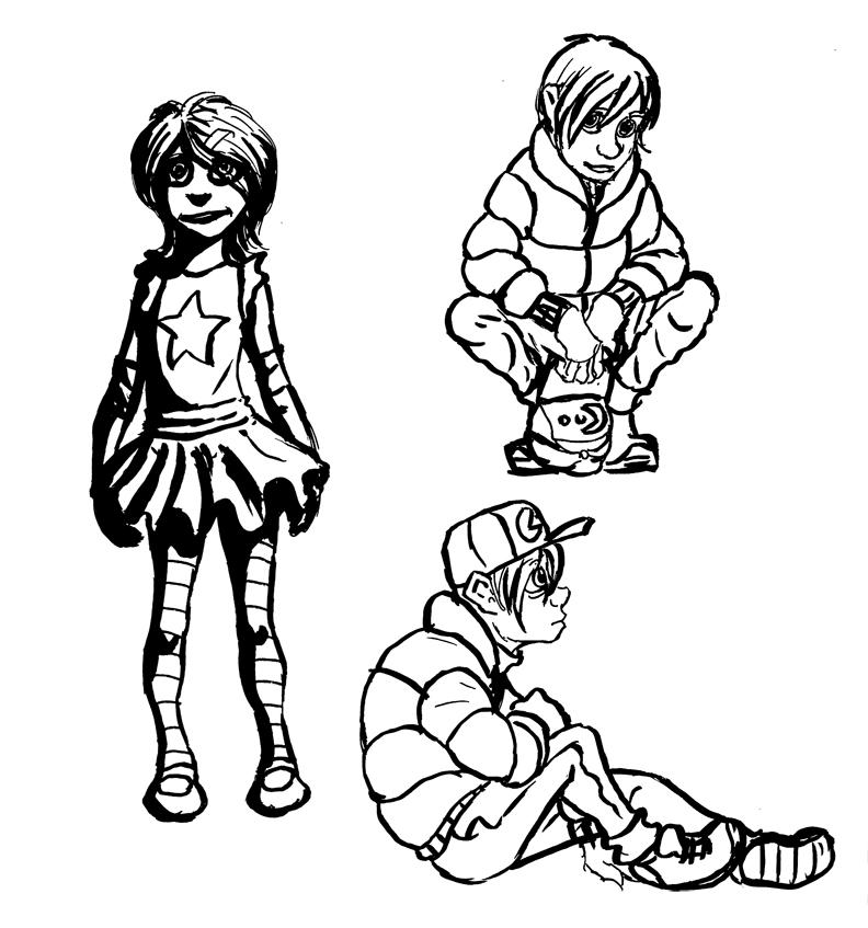 Kids by Benjamin-the-Fox
