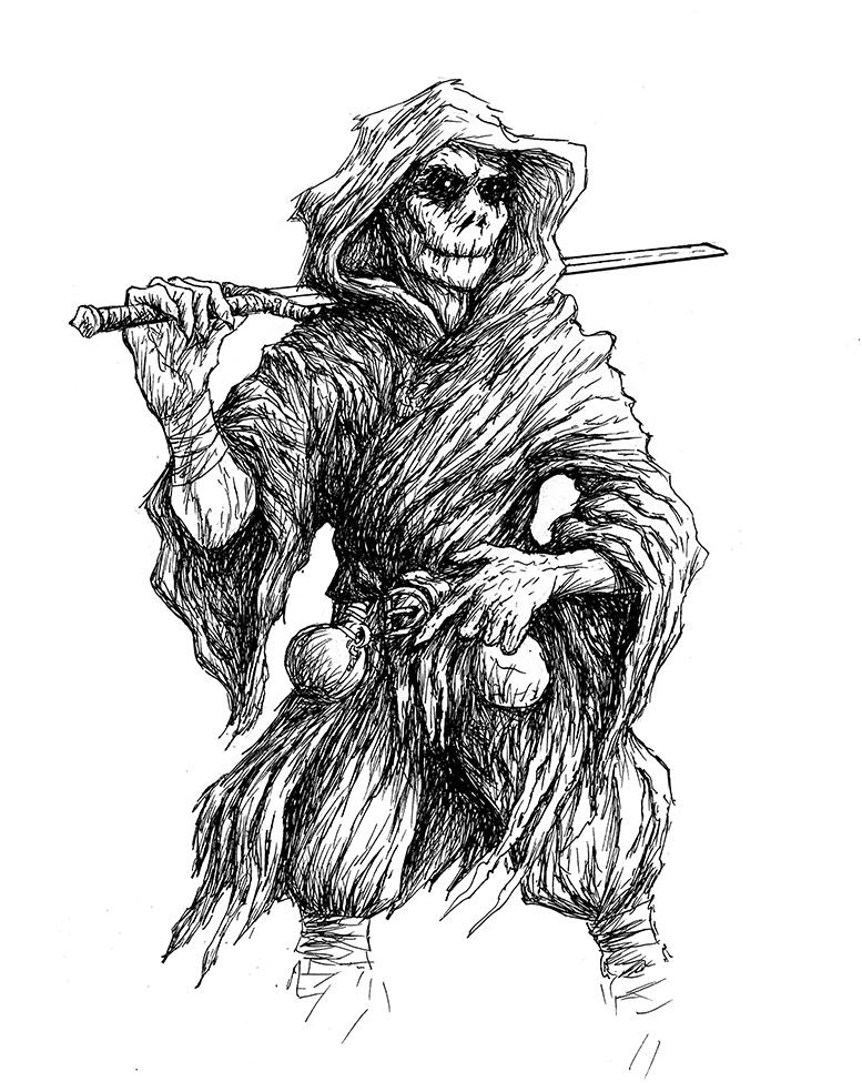 Reaper Man 2 by Benjamin-the-Fox