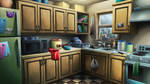 Kitchen by Benjamin-the-Fox