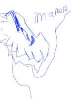Sketch A Dragon by Daffathemaster