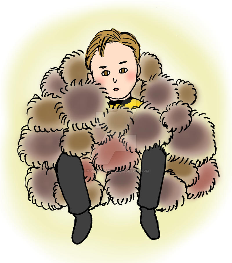 tribble!tribble!tribble! by manmannosuke