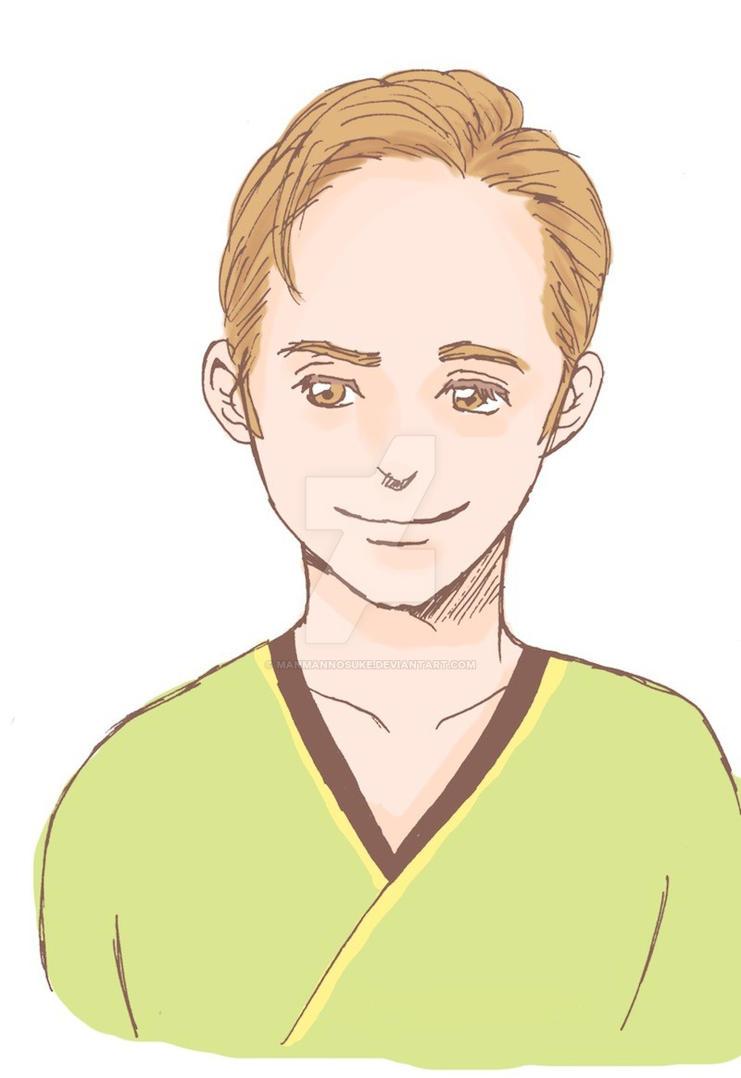 Soft Green Captain by manmannosuke