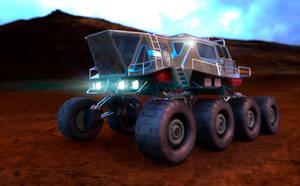 Exploration ATV by AlexeyVector