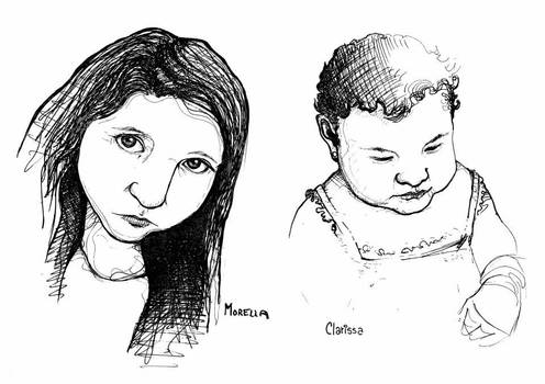 my daughters / mis hijas