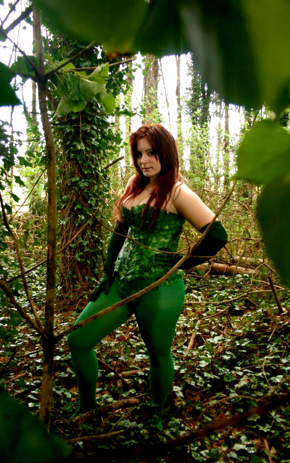 Poison Ivy: Natural Habitat by missy2laina