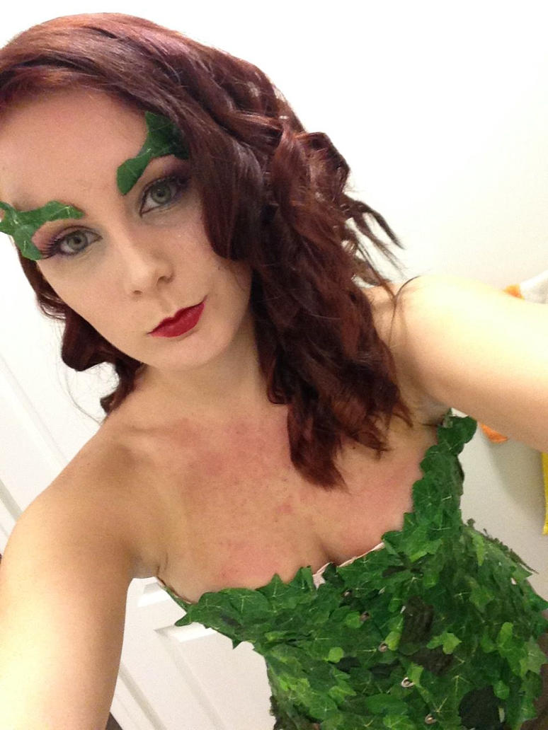 Halloween 2014: Poison Ivy by missy2laina