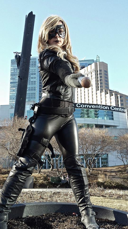 Dinah Laurel Lance by missy2laina