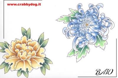 Japan flowers by crabbydog on DeviantArt