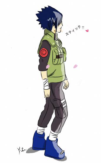 Sasuke-kun :3 by Yuuriku