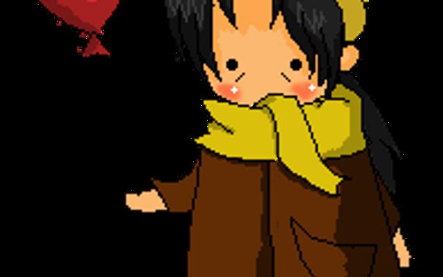 Itachi's balloon. by Yuuriku