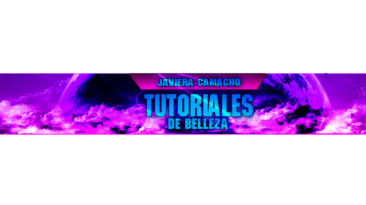 Plantilla banner de Youtube by LeonardoH1 on DeviantArt