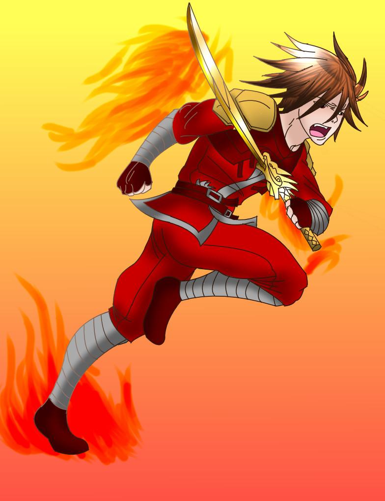 ninjago kai colouredartycomicfangirl on deviantart