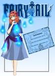 Fairy Tail OC: Charlotte Laindear