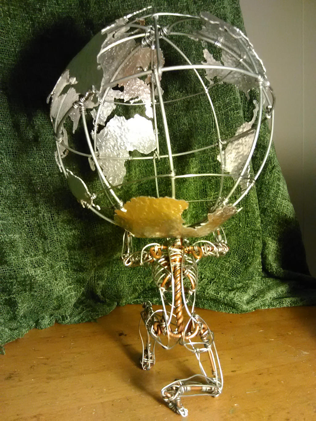 Atlas wire back complete