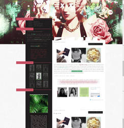 Igggy T.E.A.M. design package for G-Portal sites by juci1195