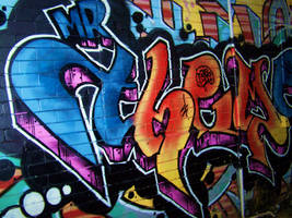 Graffiti by honest-misconception