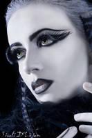 white glamour by Sivali-Delirium