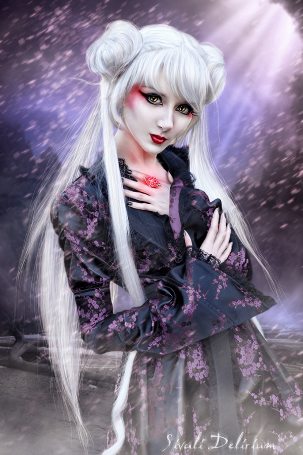 daughter of the dragon by Sivali-Delirium