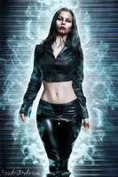 vampire hero by Sivali-Delirium