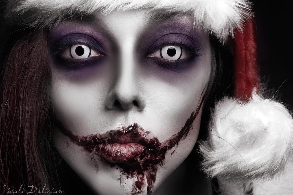 zombie christmas card ...
