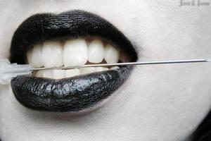 nurse lips by Sivali-Delirium