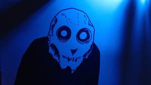 Blue Light Guy