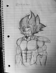 Zennishionn sketch by My-God-Issa-Girl