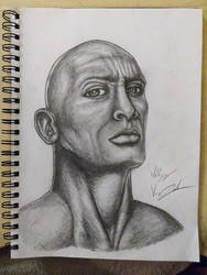 The Rock by My-God-Issa-Girl
