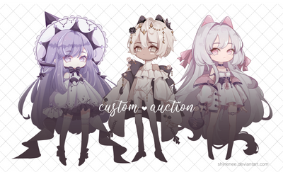 [closed] Custom auction 02 by Shinenee
