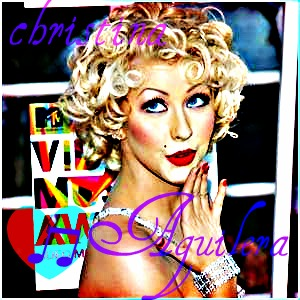 a tribute for christina aguilera by VictoriaAcebesB