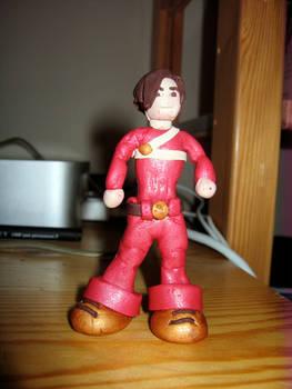 Fall Out boy Pete figurine 2