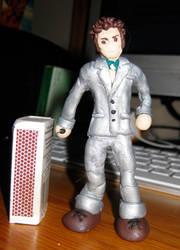 Dr. Who miniature figurine 2