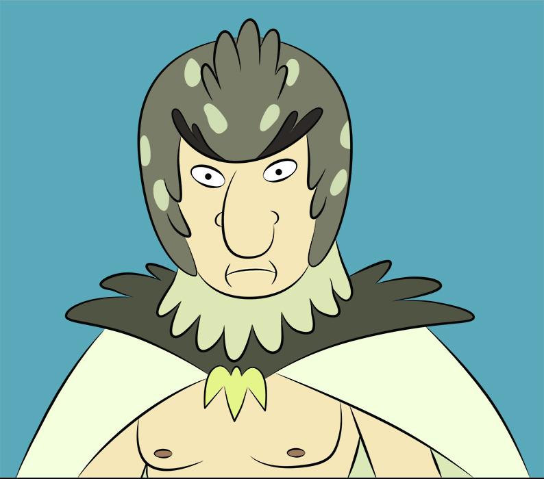 Image result for Birdperson