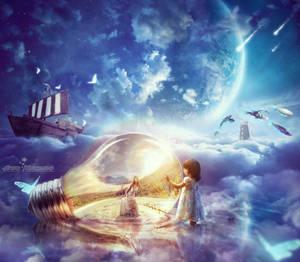 Luminescent Dream 2 by Antoshines