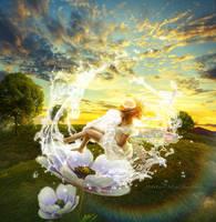 My Dew Fairy by Antoshines
