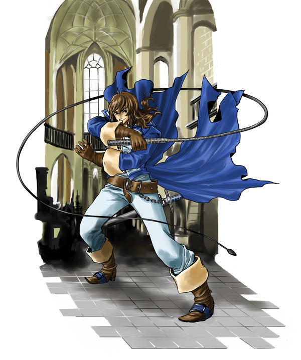 Castlevania:Richter by peony7716