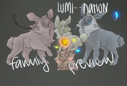LUMI FAMILY TREE